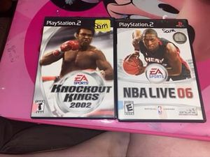 Ps2 games for Sale in Dundalk, MD