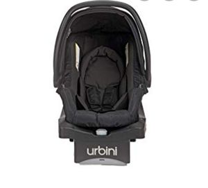 Urbini infant car seat with base for Sale in Apple Valley, CA