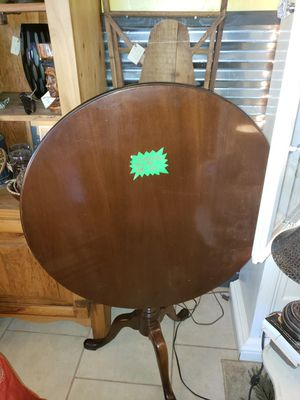 Folding table antique for Sale in Spartanburg, SC