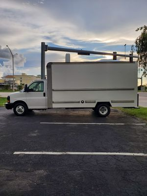 2007 Chevy GMC Express 16FT box truck for Sale in Sarasota, FL
