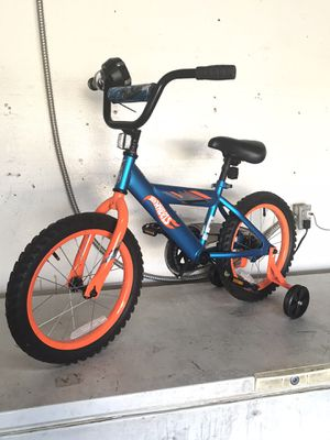"Hotwheels 16"" kids bike for Sale in Cerritos, CA"