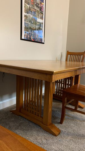 Kitchen table and chairs for Sale in Minooka, IL