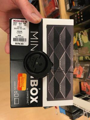 Brand new jawbone Bluetooth speaker for Sale in Mount Crawford, VA