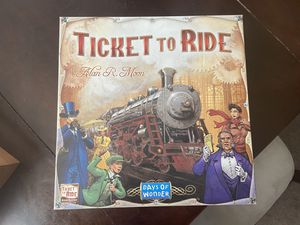 Ticket to ride for Sale in San Ramon, CA