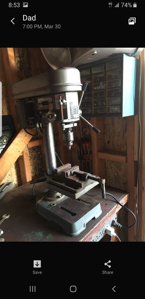 Drill press for Sale in San Diego, CA