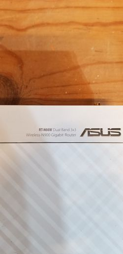 ASUS RT-N66W Router for Sale in Seattle,  WA