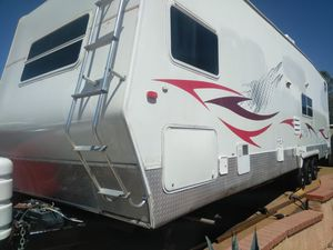 2004 Sand Piper toy hauler by Forest River for Sale in Moreno Valley, CA