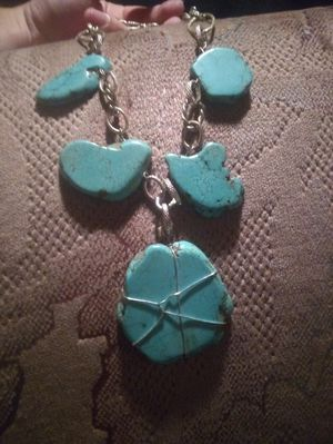 High Grade Turquoise Necklace for Sale in Kissimmee, FL