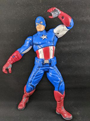 Captain America 2012 action figure for Sale in Tacoma, WA