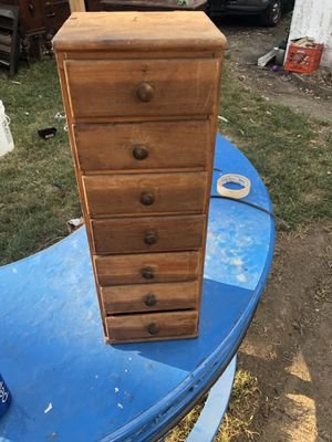 Antique Handcrafted American Wooden Furniture for Sale in Columbus, OH