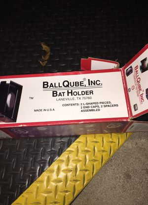 Baseball bat holder for Sale in Hazelwood, MO