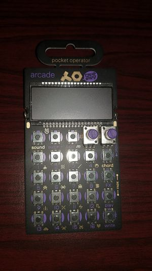Pocket Operator Arcade PO-20 synthesizer and sequencer for Sale in Tamarac, FL