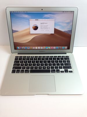 """Apple MacBook Air 13"""" 2014 Processor 1.4 GHz intel care i5 Memory 4 GB for Sale in Avocado Heights, CA"""