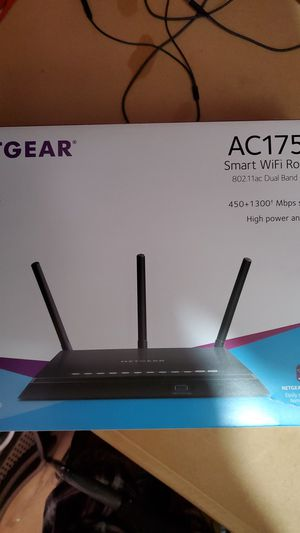 Netgear router and modem for Sale in Wichita Falls, TX