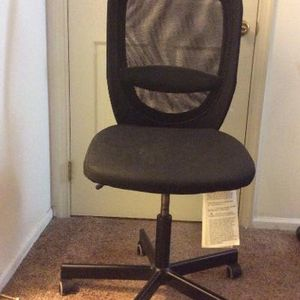 Black Office Chair for Sale in Jersey City, NJ