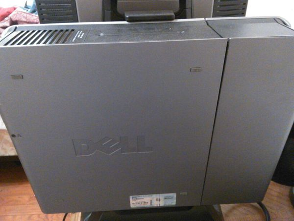 Newly dell computer,with built in movie and music burner..