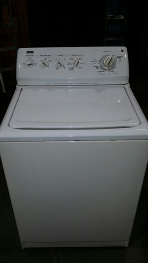 Kenmore washer and large Samsung window air conditioner for Sale in Brentwood, NC