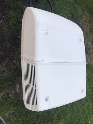 Rv air condition Cooleman mach 3 plus a/c and max air 2 fan for Sale in Elk Grove Village, IL