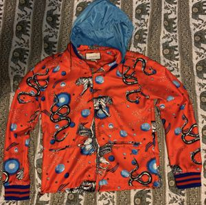 Gucci Space Animal Bomber Jacket for Sale in Houston, TX