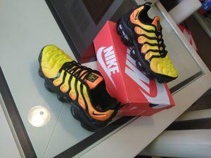 Nike Sunset Air VaporMax Plus for Sale in Detroit, MI
