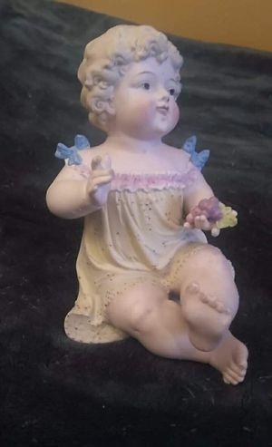 German porcelain baby doll for Sale in New Brunswick, NJ