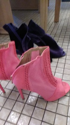 Suede Cape Robbin Shoe Boots for Sale in West Palm Beach, FL