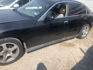 2003 Infiniti g35 part out for Sale in Dallas, TX