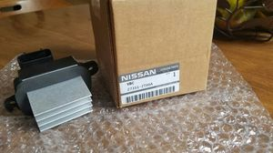 NEW OEM NISSAN BLOWER CONTROL MODULE VBC for Sale in Philadelphia, PA