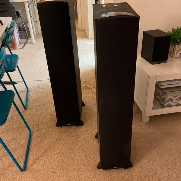 Klipsch $380 Stereo Speaker F20d