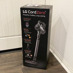 LG CordZero A9 Cordless Stick Vacuum ChargePlus Silver Lightweight Cyclone Battery like dyson v11 v10 for Sale in Monterey Park,  CA