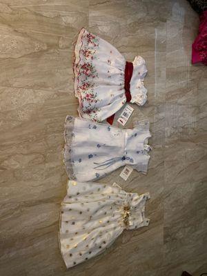 Set of 3 size 2 girls dresses for Sale in Las Vegas, NV