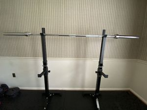 7 ft, 45 lb Olympic Barbell for Sale in Fairfax Station, VA
