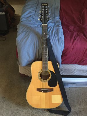 Mitchell 12-string Guitar for Sale in Los Angeles, CA