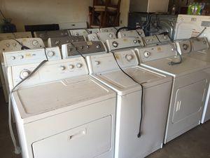 Lavadoras y Secadoras for Sale in El Paso, TX