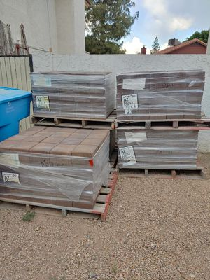 Brand new pavers 1000 total for Sale in Glendale, AZ