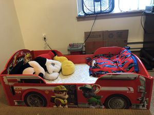 Paw patrol toddler bed . for Sale in Mukilteo, WA