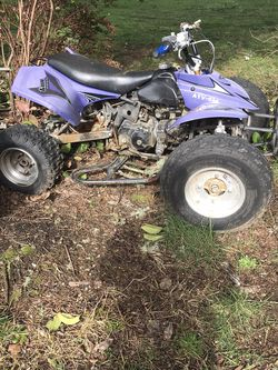 125 Cc Quad With Title for Sale in Westport,  WA