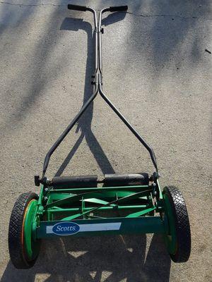 Scott's reel mower for Sale in West Palm Beach, FL