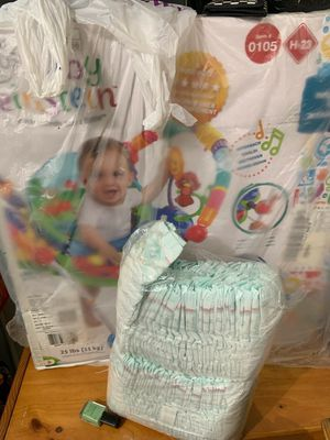 Opened bag diapers stage 2 for 12$ for Sale in The Bronx, NY