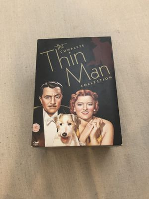 The complete thin man collection dvd set for Sale in La Habra Heights, CA