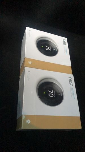 Nest Thermostat for Sale in Elmwood, LA