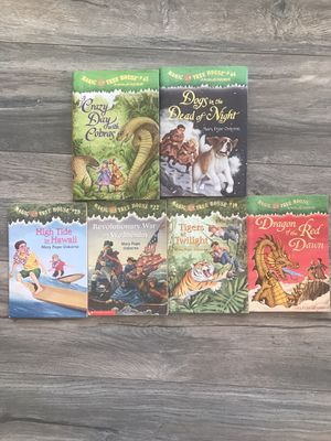 The Magic Treehouse Books for Sale in Upland, CA