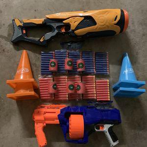 Nerf Gun Bundle for Sale in San Antonio, TX