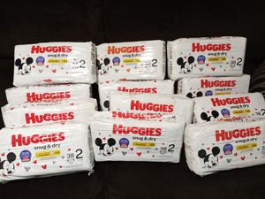 Huggies Size Two for Sale in Columbia, SC