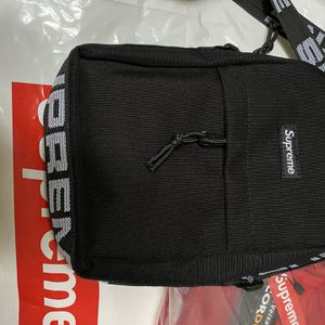 Available New! Hypestuff Cordura supreme shoulder bag fanny pack waist bag messenger bag SS18 for Sale in Brooklyn, NY