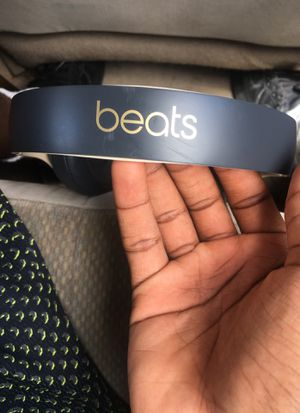 Beats wireless Bluetooth headphones for Sale in Houston, TX