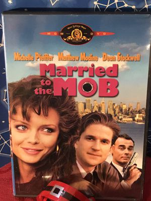 Married To The Mob DVD for Sale in St. Louis, MO