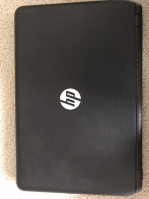 HP 15inch Notebook PC for Sale in Lynnwood, WA