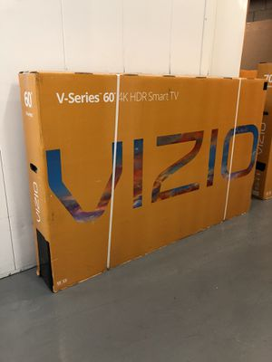 2019 VIZIO 60 INCH 4K HDR V SERIES SMART TV! Delivery available, 3 month guarantee. Netflix, Disney+ and more! for Sale in Phoenix, AZ