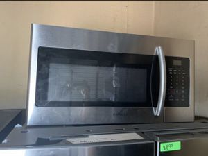OPEN BOX MICROWAVE for Sale in Huntington Park, CA
